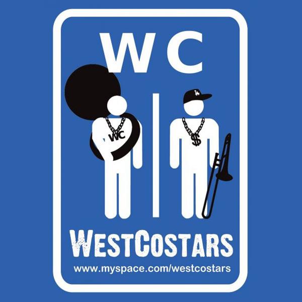ffffan fanfares nantes westcostars bambam