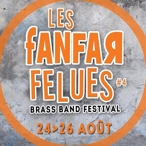 ffffan nantes festival fanfares vitré ile et vilaines bretagne les fanfarfelues