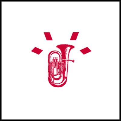 ffffan fabuleuse et formidable fédération des fanfares à Nantes logo symbole