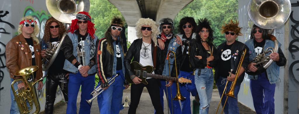 nantes fanfare rock les carreleurs americains