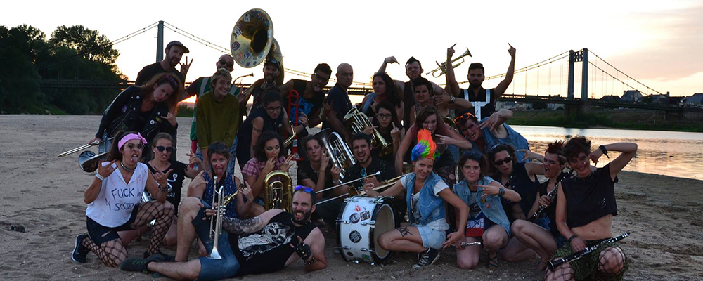 fanfare nantes trompettes de fallope médecine