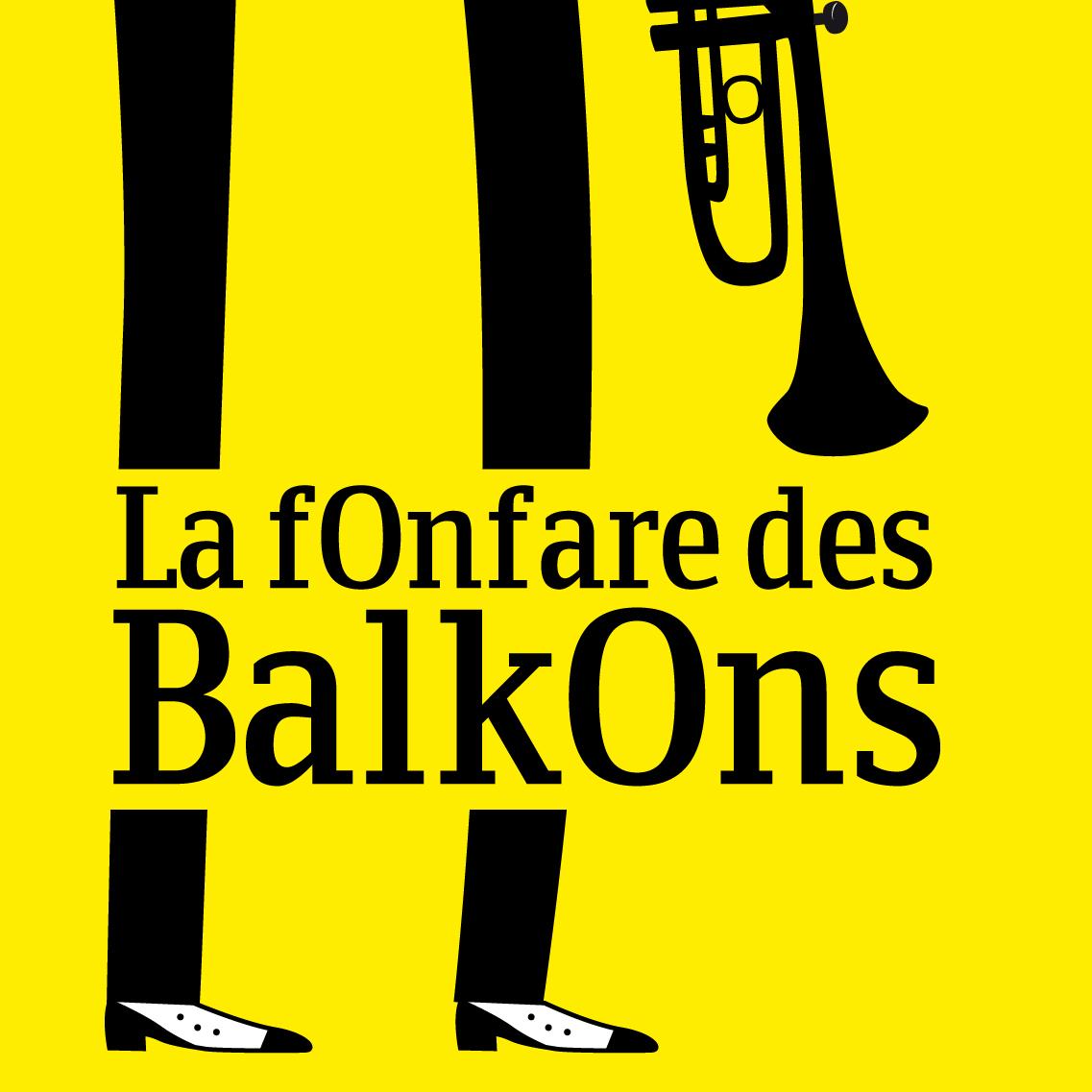 ffffan fanfare nantes logo fonfare des balkons